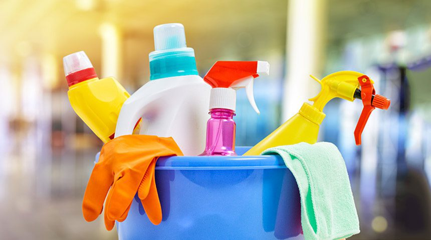 Are You Still Using Toxic Household Cleaning Supplies?